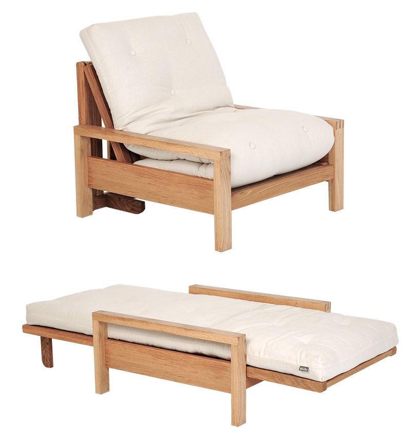 Futon Quad Sofa Bed 1 Place