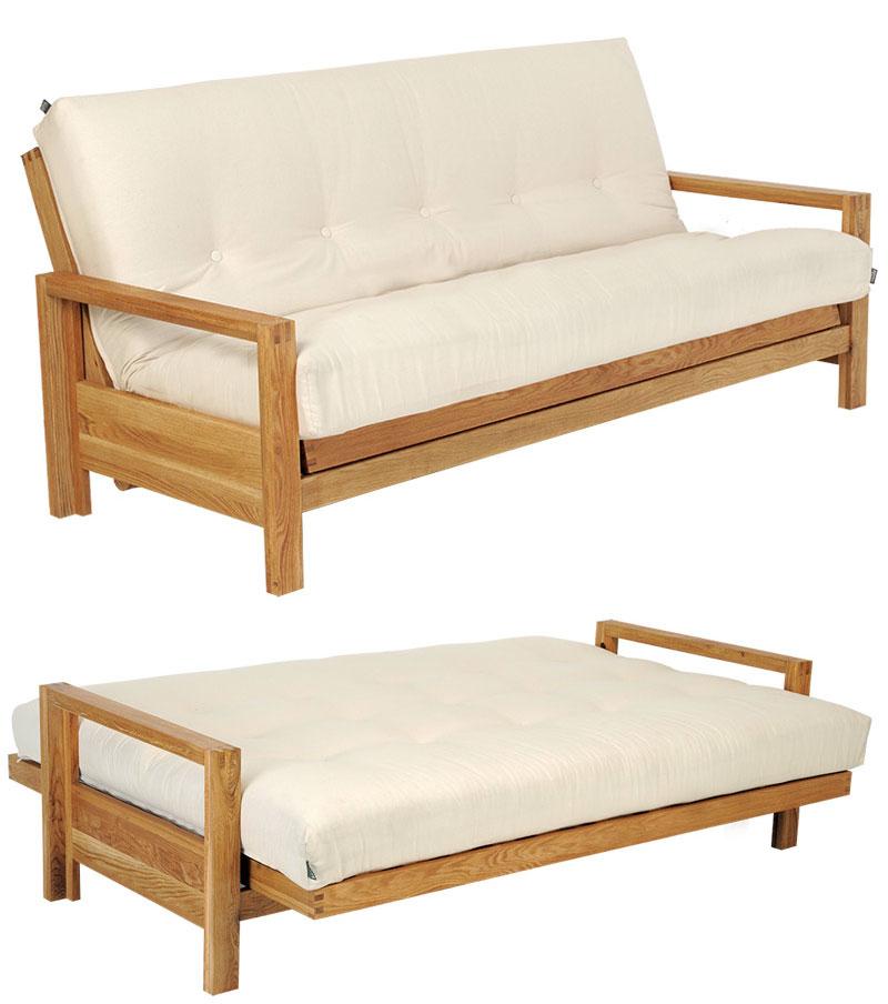 Futon design canap s lits facile quad canap lit 3 for Canape lit facile a ouvrir