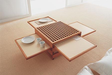 Alternative tables